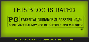 This Blog is Rated PG